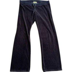 Dark Brown Juicy Sweat Pants